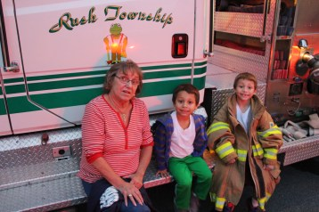 Fire Prevention and Awareness, Open House, Hometown Fire Company, Hometown, 10-6-2015 (59)