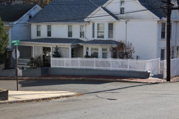 Hit And Run Investigated, Rowe Street, North Lehigh Street, Tamaqua, 11-16-2015 (26)