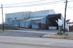 Liquidation Notice in front of South Tamaqua Coal Pockets, West Penn, 10-18-2015 (5)