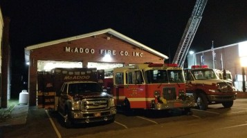 Open House, Fire Prevention Awareness, McAdoo Fire Company, McAdoo, 10-7-2015 (34)