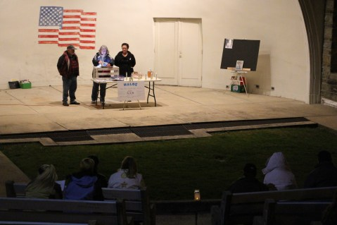Suicide Prevention Day Program, Amphitheatre, Lehighton, 11-21-2015 (31)