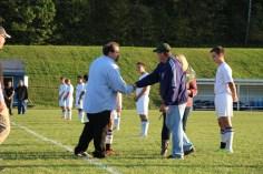 Tamaqua Soccer Senior Recognition, Soccer Field, Tamaqua Area High School, Tamaqua, 10-7-2015 (8)