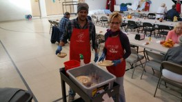 Thanksgiving Day Meal, Deliveries, Tamaqua Salvation Army, Tamaqua, 11-26-2015 (13)