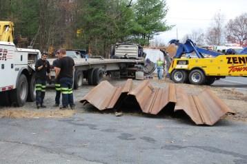 Tractor Trailer Overturns, US209, SR93, Nesquehoning, 11-5-2015 (37)