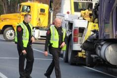 Tractor Trailer Overturns, US209, SR93, Nesquehoning, 11-5-2015 (78)