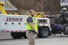 Tractor Trailer Overturns, US209, SR93, Nesquehoning, 11-5-2015 (87)