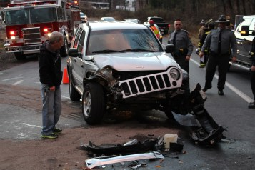 Two Vehicle Accident, US209, East Norwegian Township, 11-13-2015 (13)