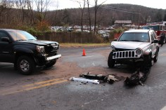 Two Vehicle Accident, US209, East Norwegian Township, 11-13-2015 (9)