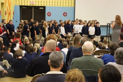 Veterans Day Program, TASD, West Penn Elementary School, West Penn, 11-12-2015 (69)