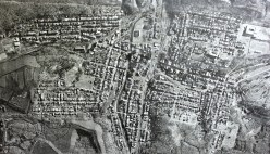 Aerial Photograph of Tamaqua, Borough Hall, Tamaqua, 1970s (39) - Copy
