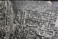 Aerial Photograph of Tamaqua, Borough Hall, Tamaqua, 1970s (75)
