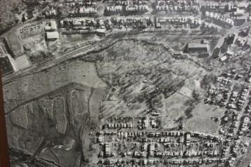 Aerial Photograph of Tamaqua, Borough Hall, Tamaqua, 1970s (87)
