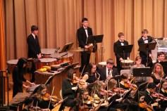Holiday Concert via Gabriel Youth Orchestra, Lengel Auditorium, Pottsville MS (17)