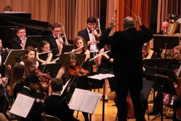 Holiday Concert via Gabriel Youth Orchestra, Lengel Auditorium, Pottsville MS (22)