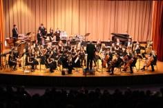 Holiday Concert via Gabriel Youth Orchestra, Lengel Auditorium, Pottsville MS (40)