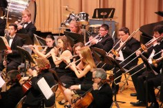 Holiday Concert via Gabriel Youth Orchestra, Lengel Auditorium, Pottsville MS (52)
