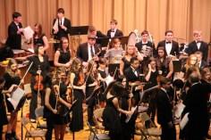 Holiday Concert via Gabriel Youth Orchestra, Lengel Auditorium, Pottsville MS (62)