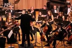 Holiday Concert via Gabriel Youth Orchestra, Lengel Auditorium, Pottsville MS (80)