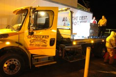 Hope's Towing and Collision Helps Deliver Holiday Hams for Salvation Army, Lehighton (9)