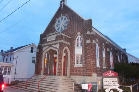 Methodist Church, Summit Hill (1)