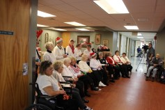 SA Bell Choir, St Luke's Hospital, Coaldale (12)