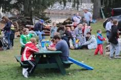 Santa Claus Visits Dam, Festival at Owl Creek, Tamaqua, 12-12-2015 (16)