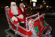 Santa Parade and Park Illumination, Depot Square Park, Tamaqua, 12-4-2015 (56)