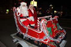 Santa Parade and Park Illumination, Depot Square Park, Tamaqua, 12-4-2015 (60)