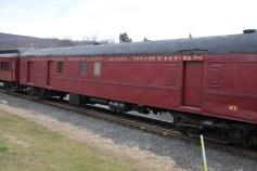 Santa Train Rides, via Tamaqua Historical Society, Train Station, Tamaqua, 12-19-2015 (114)
