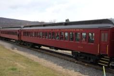 Santa Train Rides, via Tamaqua Historical Society, Train Station, Tamaqua, 12-19-2015 (115)