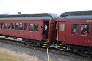 Santa Train Rides, via Tamaqua Historical Society, Train Station, Tamaqua, 12-19-2015 (119)