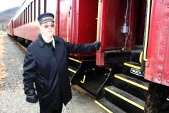 Santa Train Rides, via Tamaqua Historical Society, Train Station, Tamaqua, 12-19-2015 (55)