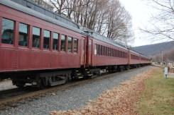 Santa Train Rides, via Tamaqua Historical Society, Train Station, Tamaqua, 12-19-2015 (59)