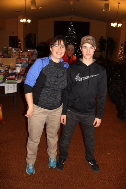 SCMCL Toys For Tots, Salvation Army, Distribution, Lehighton (25)