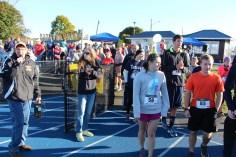 SubUrban 5k Run, Memory of Thelma Urban, TASD Sports Stadium, Tamaqua, 10-17-2015 (18)