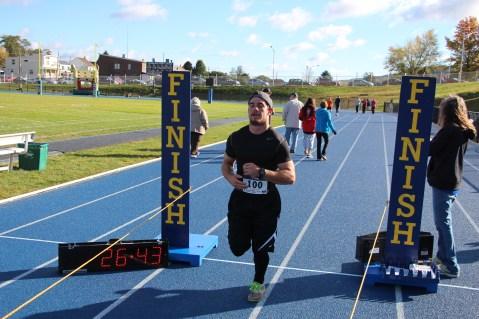SubUrban 5k Run, Memory of Thelma Urban, TASD Sports Stadium, Tamaqua, 10-17-2015 (240)