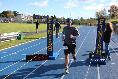 SubUrban 5k Run, Memory of Thelma Urban, TASD Sports Stadium, Tamaqua, 10-17-2015 (283)