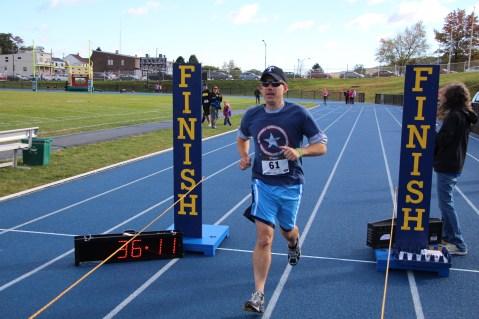 SubUrban 5k Run, Memory of Thelma Urban, TASD Sports Stadium, Tamaqua, 10-17-2015 (402)