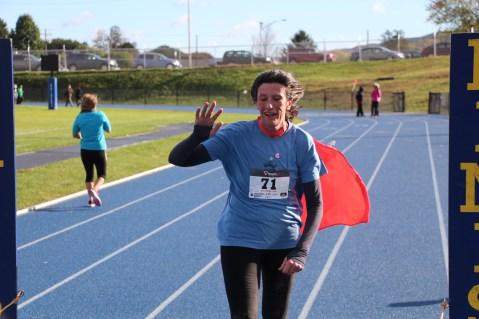 SubUrban 5k Run, Memory of Thelma Urban, TASD Sports Stadium, Tamaqua, 10-17-2015 (416)