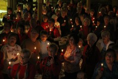 Tamaqua Community Advent Breakfast, Zion Evangelical Lutheran Church, Tamaqua, 12-12-2015 (125)