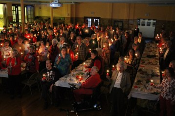 Tamaqua Community Advent Breakfast, Zion Evangelical Lutheran Church, Tamaqua, 12-12-2015 (160)