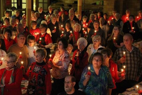 Tamaqua Community Advent Breakfast, Zion Evangelical Lutheran Church, Tamaqua, 12-12-2015 (164)