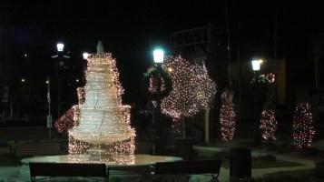 Tree Lighting, Spirit of Christmas Festival, Depot Square Park, Tamaqua, 12-6-2015 (70)