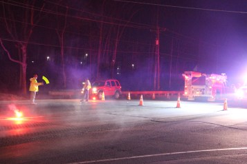 Two-Vehicle Accident, WalmArt intersection, SR309, Hometown, 12-11-2015 (33)