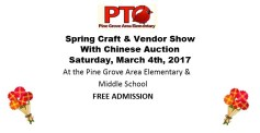 3-4-2017-spring-craft-vendor-show-chinese-auction-via-pto-at-elementary-and-middle-school-pine-grove