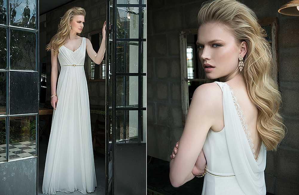 שמלת כלה רומנטית