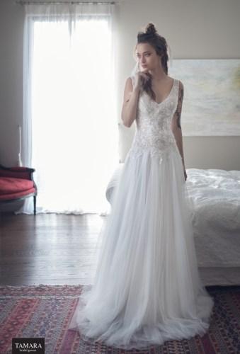 שמלת כלה נסיכה רומנטית
