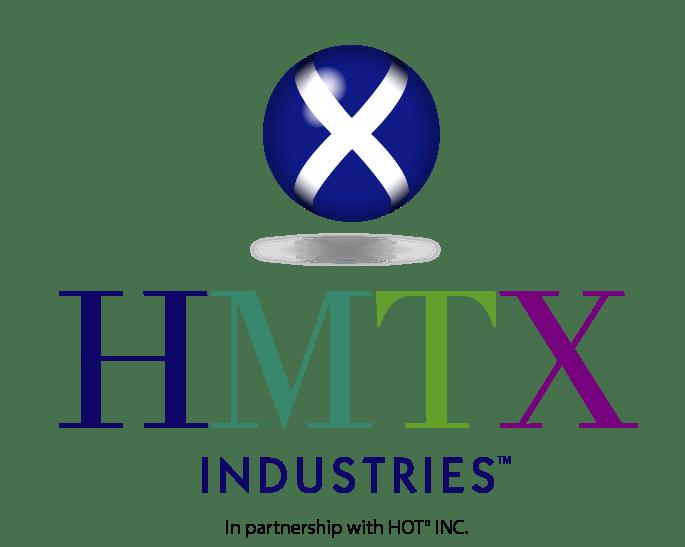 Logo for HMTX Industires