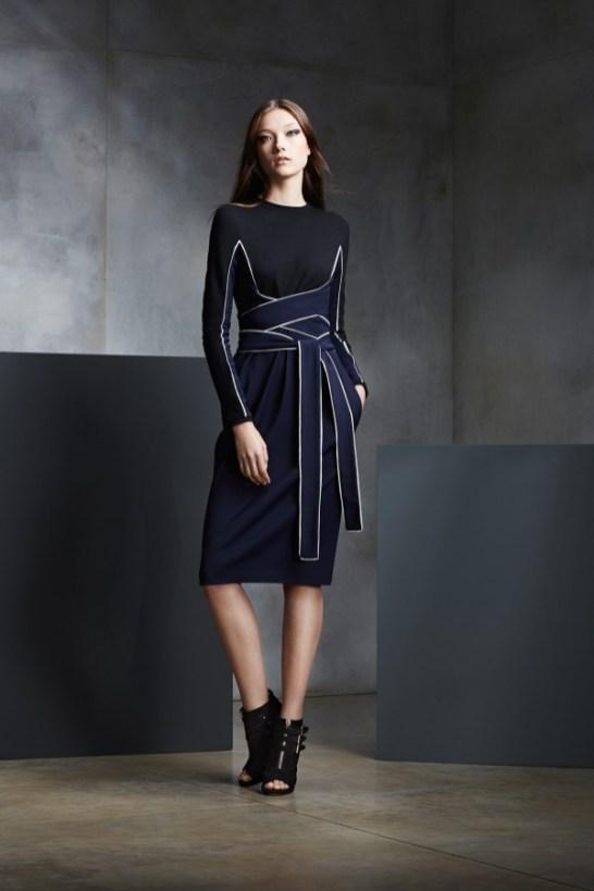 Issa A-Line Dress - Pre-Fall 2015