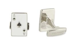 Duchamp - Heart cufflinks
